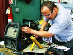 Фото неработающего сварочного инвертера, podsobka.com