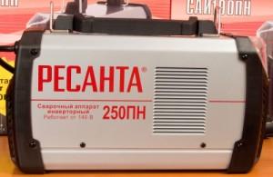 Ресанта САИ 250 ПН – принцип работы и устройство