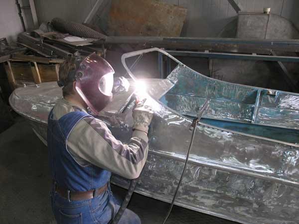 Сварка алюминия аргоном своими руками