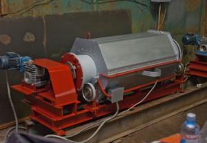 Фото контейнера для термодиффузионного цинкования, zsk-vmp.ru