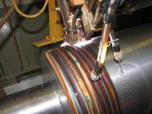 Электродуговая восстановительная наплавка электродами с покрытием фото