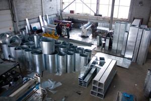 Фото защитного покрытия из цинка на изделиях, magservice.com.ua