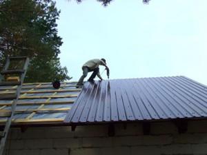 Калькулятор площади крыши из профнастила – как сэкономить на материале?