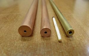 Некоторые особенности производства и применения латунных трубных изделий фото