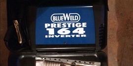 Blueweld Prestige 164 – надежный и удобный в эксплуатации сварочный инвертор