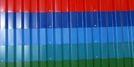 Цвет профлиста – какие бывают и как выбрать подходящий?