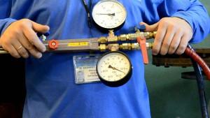 Подготовка и настройка газового оборудования для резки фото