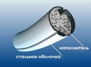 Фото состава порошковой проволоки, uep.dn.ua