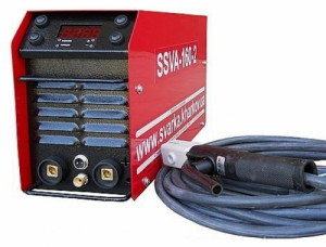 Фото агрегата SSVA 160-2 для электродуговой сварки, svar-service.com