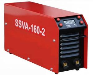 На фото - инвертор SSVA 160-2 для ручной электродуговой сварки, el.zp.ua