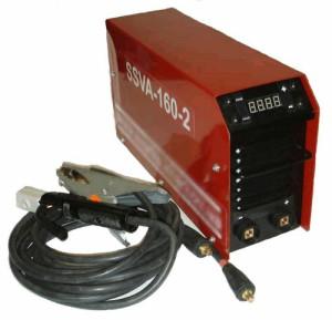 На фото - инвертор SSVA 160-2, budprocat.com