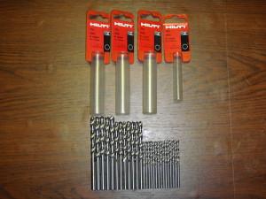 Выбираем сверла для выполнения отверстий в нержавеющей стали