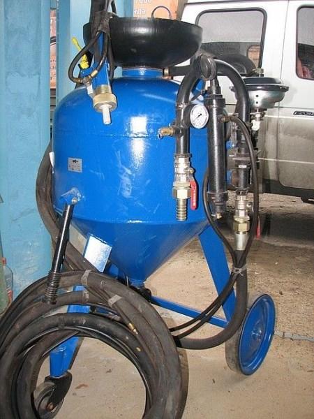 аппарат струйной очистки асо-150 инструкция - фото 5