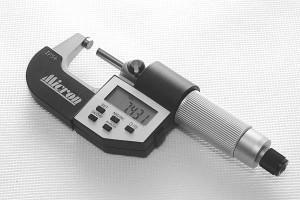 Фото микрометра для измерения сечения алюминиевой проволоки, kz.all.biz