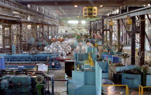 На фото - производство катанки из алюминия, weiku.com