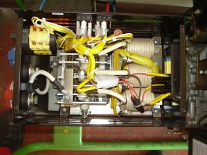 Фото поломки устройства передвижения катушек трансформатора, gid-str.ru