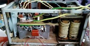 Фото конструкции самодельного сварочного инвертора, electrik.org