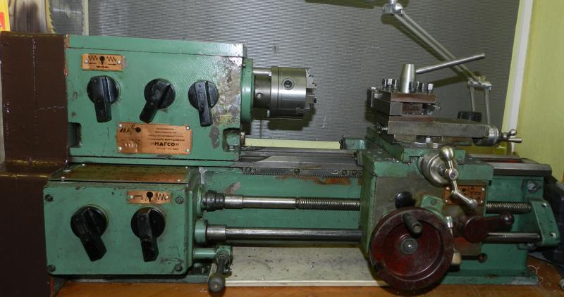 токарный станок тв-7 вес