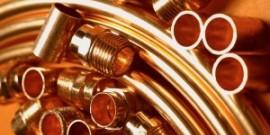 Медные трубы и фитинги – виды соединительных элементов