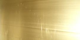 Латунный лист – востребованный вид металлопроката