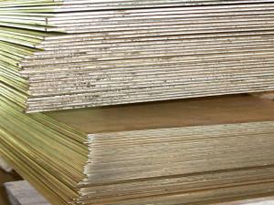 Требования к качеству готовой латунной листовой продукции