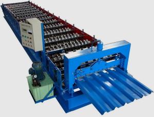 Какие агрегаты используются для производства профилированных листов? фото