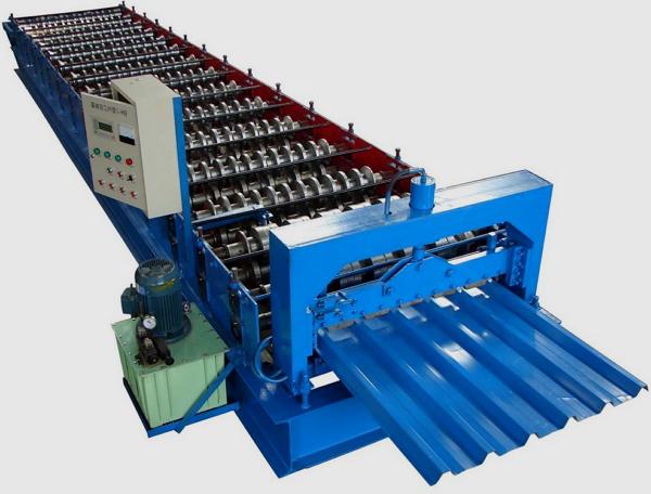 Оборудование для производства производство профлиста : Коллекция иллюстраций