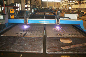 Фото качественной резки металла на плазморезе с ЧПУ, cuttingmachinery.ru