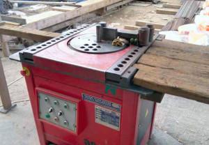 Фото машины для гибки арматуры, promplace.ru