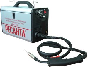 На фото - инвертор-полуавтомат Ресанта САИПА-165, resanta.ru