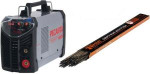 На фото - сварочные электроды для инвертора Ресанта САИ 160, usa54.ru