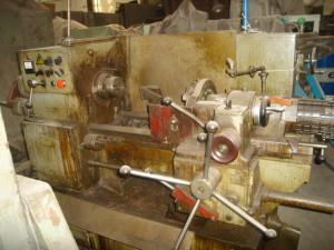 Фото токарно-револьверного агрегата для нарезания резьбы, stankobaltika.ru