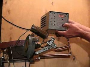 Апарат для контактного зварювання своїми руками