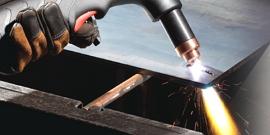 Как пользоваться аппаратом воздушно-плазменной резки?