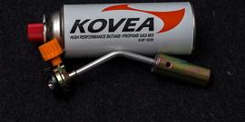 Газовый резак Koveа – компактная и мощная горелка для бытового применения