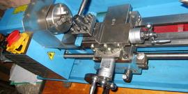 Станок DIY 0714 – недорогой настольный токарник из Китая
