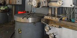 Токарно-карусельный станок – для крупногабаритных заготовок