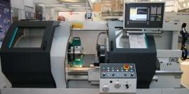 Токарный станок с ЧПУ – для обработки металлических деталей