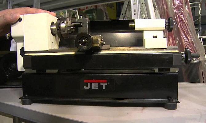 Станки под брендом JET – краткое описание