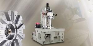 Фото вертикального токарного станка с ЧПУ Vturn-V760, or.com.tw