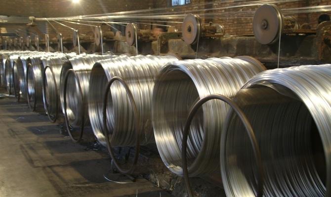 Изготовление стальной проволоки