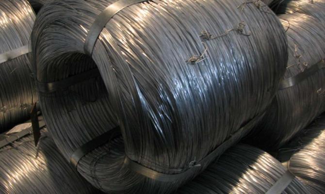 Поставка стальной проволоки