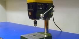 Сверлильный станок – о незаменимом оборудовании во всех ракурсах