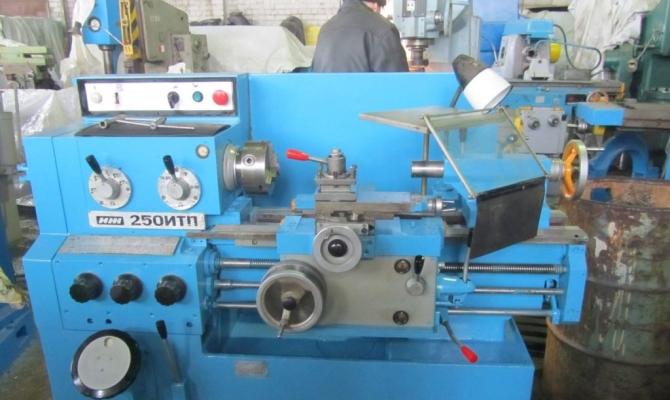 Модификация станка 250ИТП