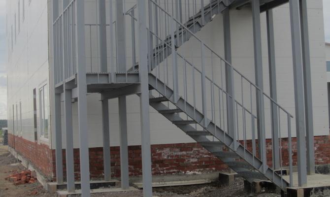 Укрепление несущих конструкций изделиями с П-сечением