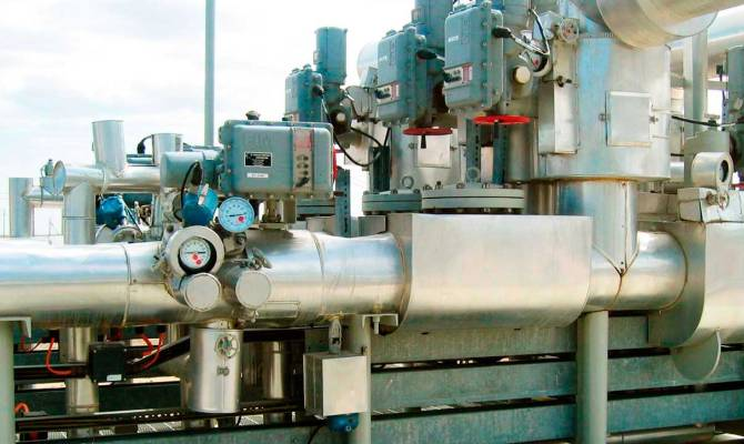 Защита оборудования в газовой и нефтяной сферах