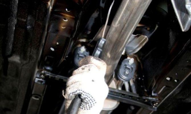 Антикоррозийная защита элементов автомобиля