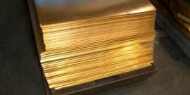Бронзовый лист и другой прокат – свойства и применение
