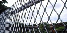 Просечно-вытяжная сетка – современный армирующий материал высокого качества