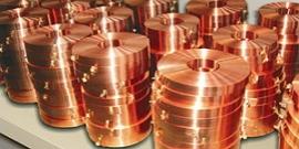 Медная полоса – востребованный цветной металлопрокат